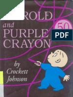 Harold and Purple Crayon