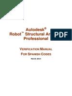 Verification Manual Spanish Codes