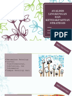 Analisis Lingkungan Dan Ketidakpastian Strategis