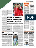 La Gazzetta Dello Sport 01-06-2018 - Serie B