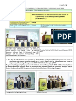 REPORT OF A SEMINAR RELATED TO PRODUCTION ENGINEERING