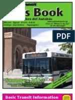 Bus Book