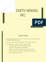 New Earth Mining Inc