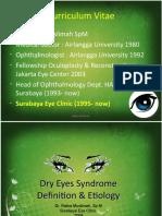 Dry Eye Syndrom