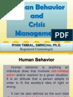 Human Behavior Finals