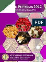 Statistik Pertanian 2012.pdf
