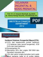 K-31 Prenatal Diagnosis by Dr. HPP '12