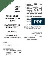 Form 1 Final(k1)
