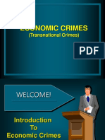 Organized Crime Finals