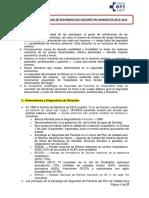 Estrategia de Seguridad Del Paciente 2013-2016 Resumen
