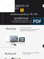 Basic Sciences of Radiology