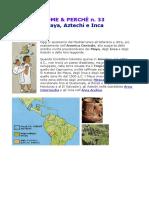 Ricerca Aztechi