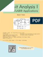 Circuit anlysis I with matlab-Steven T karris.pdf