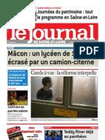 Le Journal 10 Septembre 2010