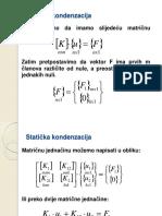 7_SKII_ Statička Kondenzacija i Asembliranje