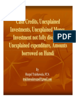 Cash Credits Unexplained Investments Unexplained Money-Reepal-Tralshawala-Compatibility-Mode