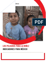 Los Peligros Para La Ninez en Mexico Save the Children