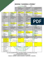 Modelo de Examen de Dispensacion Medicina Umsa 2018 ACADEMIA A-PRUEBA