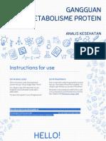 Gangguan Protein