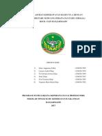 1. Cover, Lembar Persetujuan, Kata Pengantar, Daftar Isi