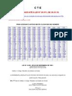 01 - Lei 11.651_91 - Código Tributário Do Estado de Goiás