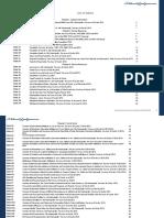 5 SEPP2015 List of Tables