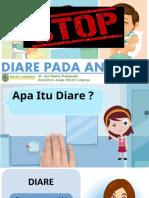 Diare Anak - Poli Anak - Ika Nadia Prajawati