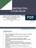 Autoinstructivo Litiasis biliar.ppsx