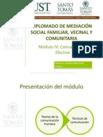 1 Comunicación Efectiva Mediación