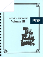 The Real Book Volume 3