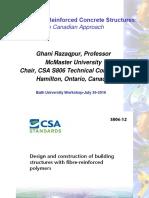 Design Frp Reinforced Concrete Structures Razaqpur