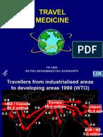Slide Kuliah Pengantar Travel Medicine