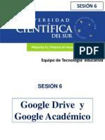 Semana 6 Google Drive Terminado