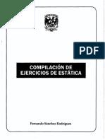 ejercicios de estatica.pdf
