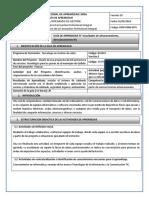 Guia 4 de Unidades de Almacenamiento, Direccionamiento IP