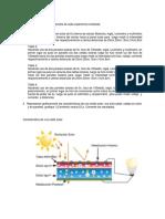 Informe de Panel Solar