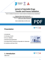 Process Validation - Pharma Industry