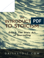An Introduction to Stoicism