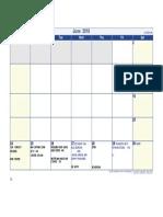 Dames.june Calendar Revised