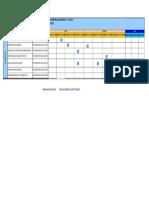 Cronograma Para Participacion