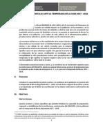 Defensa Civil - Lluvias 2018