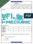 Fluid Mechanics - Pump-Pipeline System Analysis & Design Solved Problem No.3