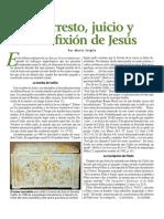 Seiglie Mario - El Arresto, Juicio y Crucifixion de Jesus