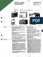 1MDB08006-En en Current and Voltage Measuring Relays