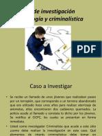 Uny Caso Victimología 2014