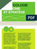 Un budget économe et stratège pour 2011, par les écologistes