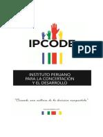 Guía de facilitación de procesos participativos
