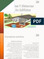 Desagües Y Sistemas Pluvial en Edificios