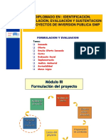 161power Point Formulacion y Evaluacion de Proyectos de Inversion Publica