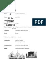 Anniversario p.gianni